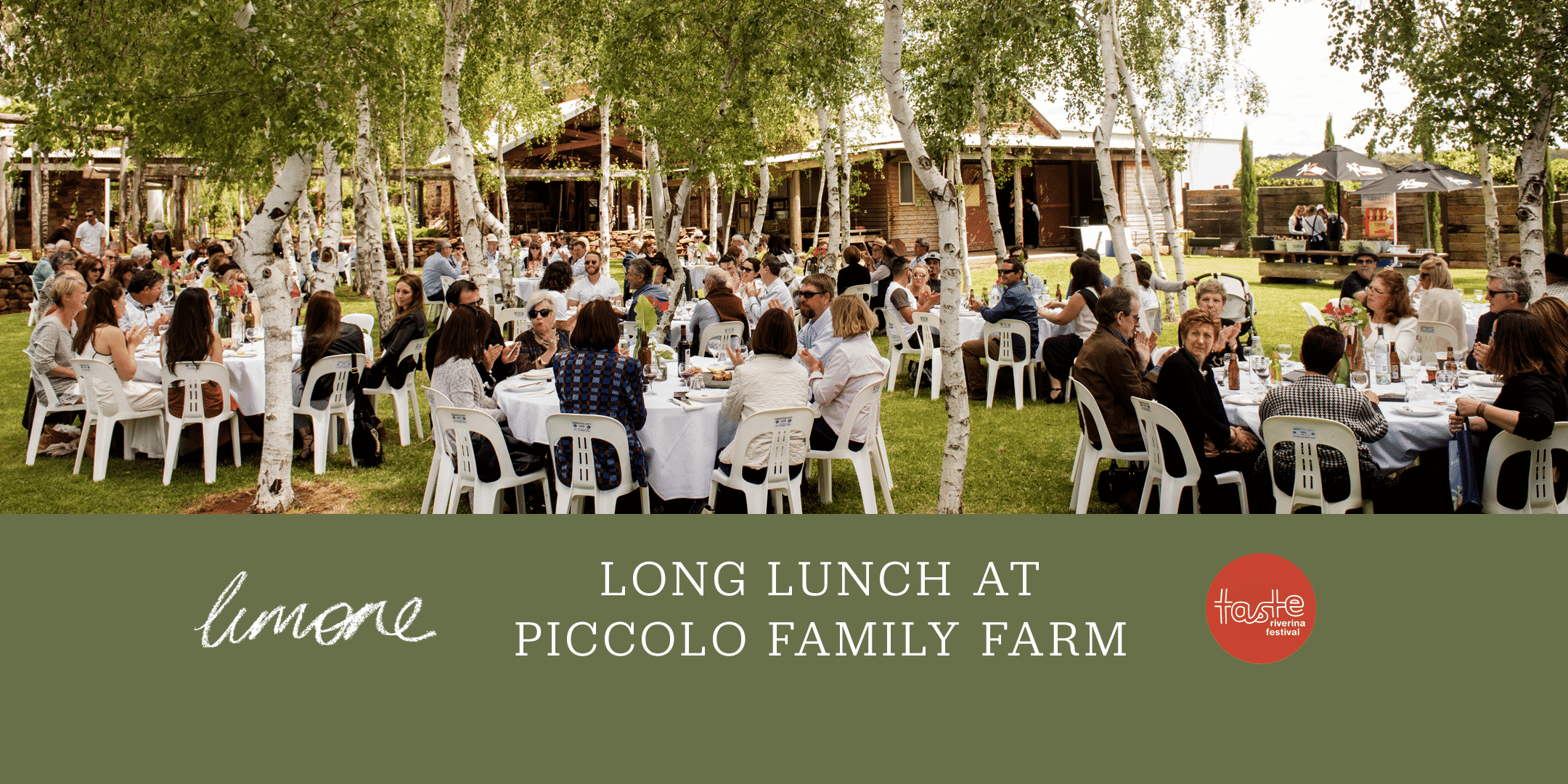 Limone Long Lunch Piccolo Family Farms Griffith