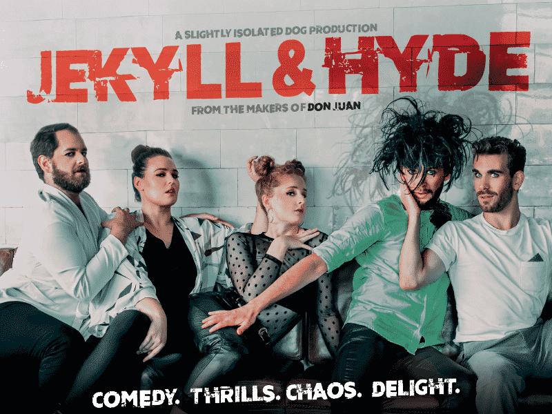 Pre Show Dinner - Jekyll & Hyde -